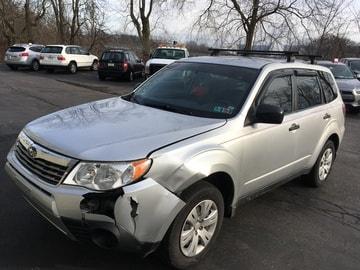 Subaru Auto Body Collision Repair In Jefferson Hills, PA