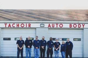 Collision Repair Center in Jefferson Hills, PA - Tachoir Auto Body