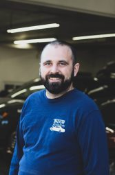 Eric Capenos - Owner at Tachoir Auto Body